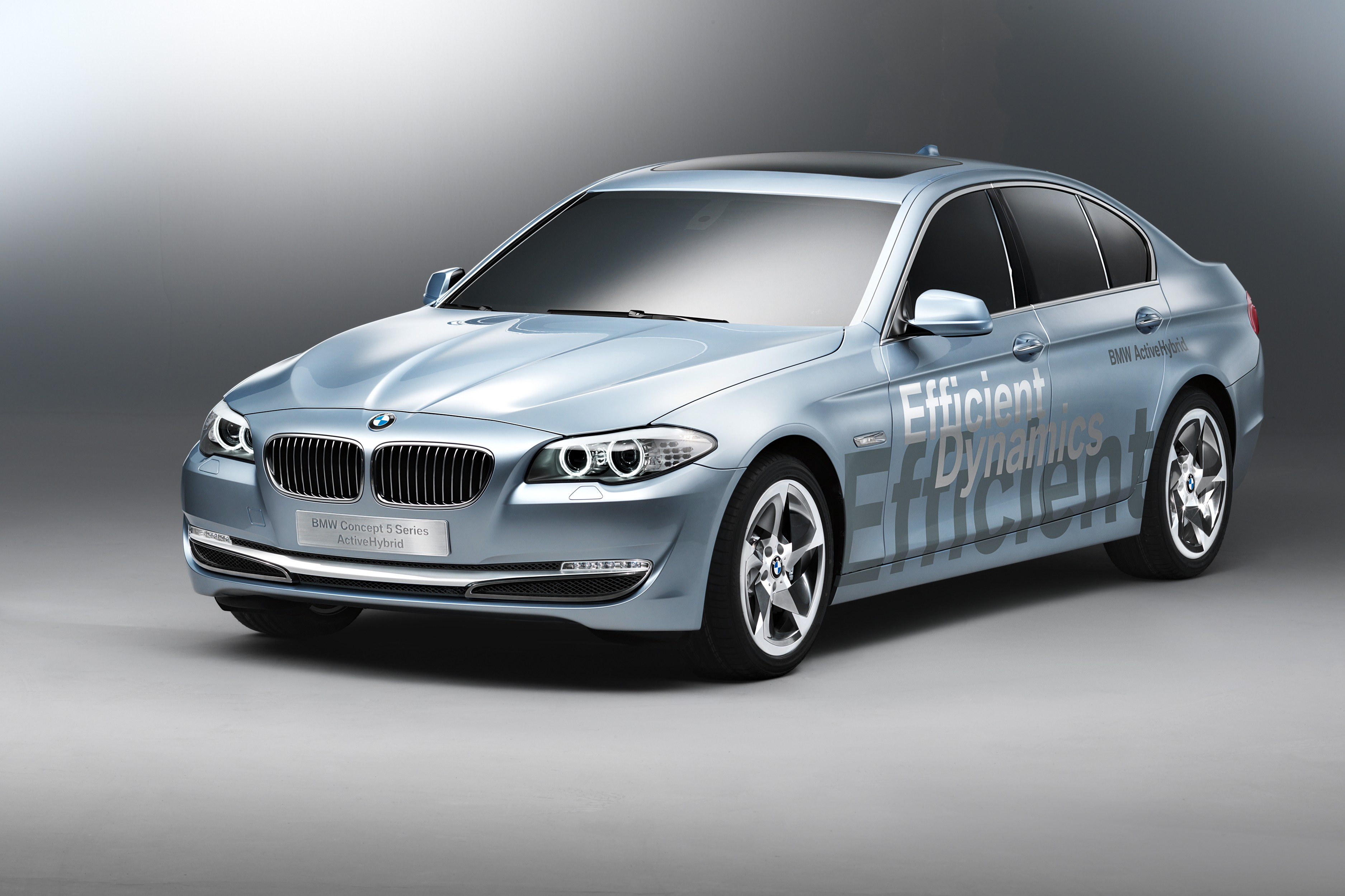 BMW 5 Series: The concept