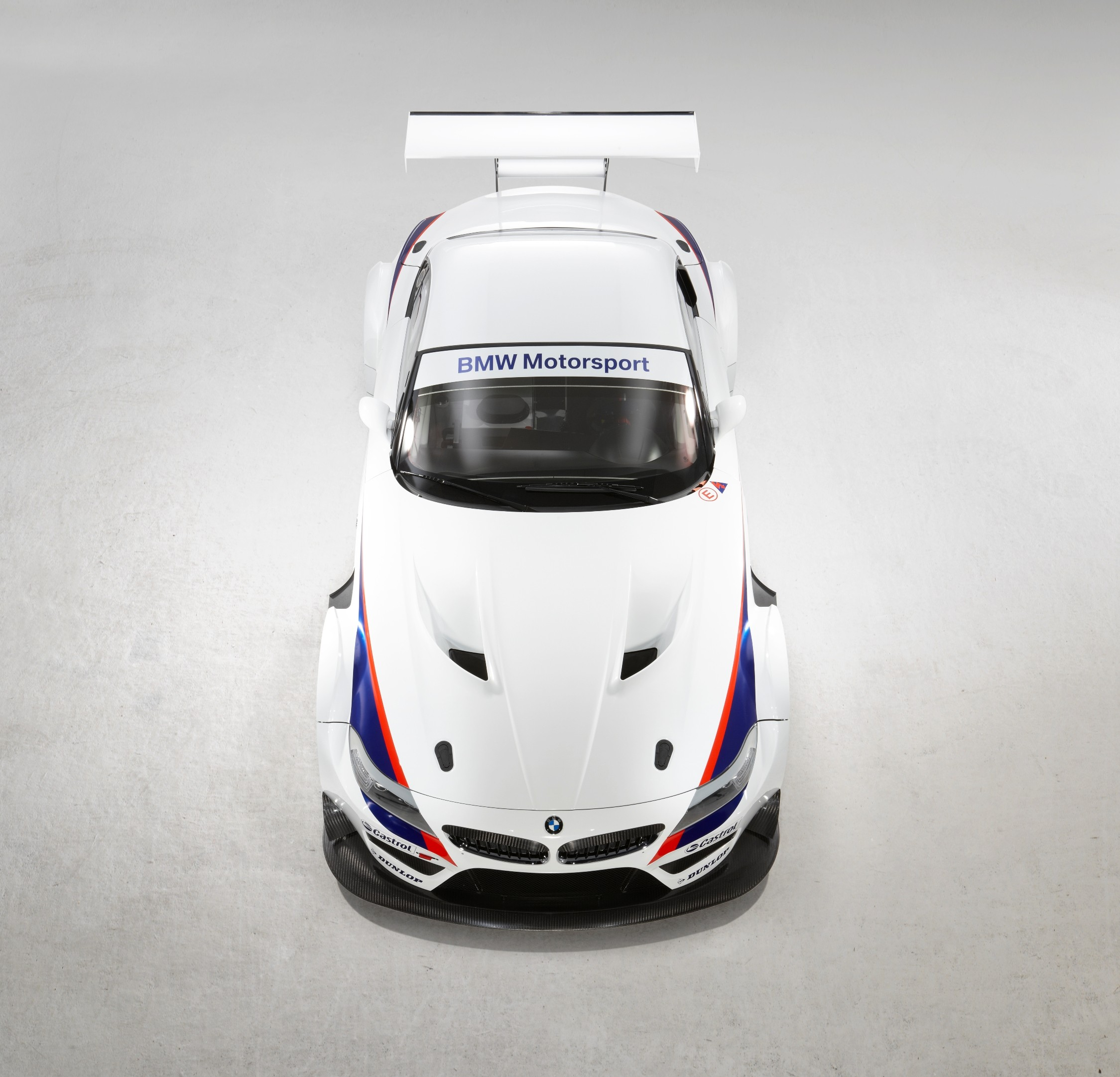 New Bmw Z4: Love At First Sight: The New BMW Z4 GT3