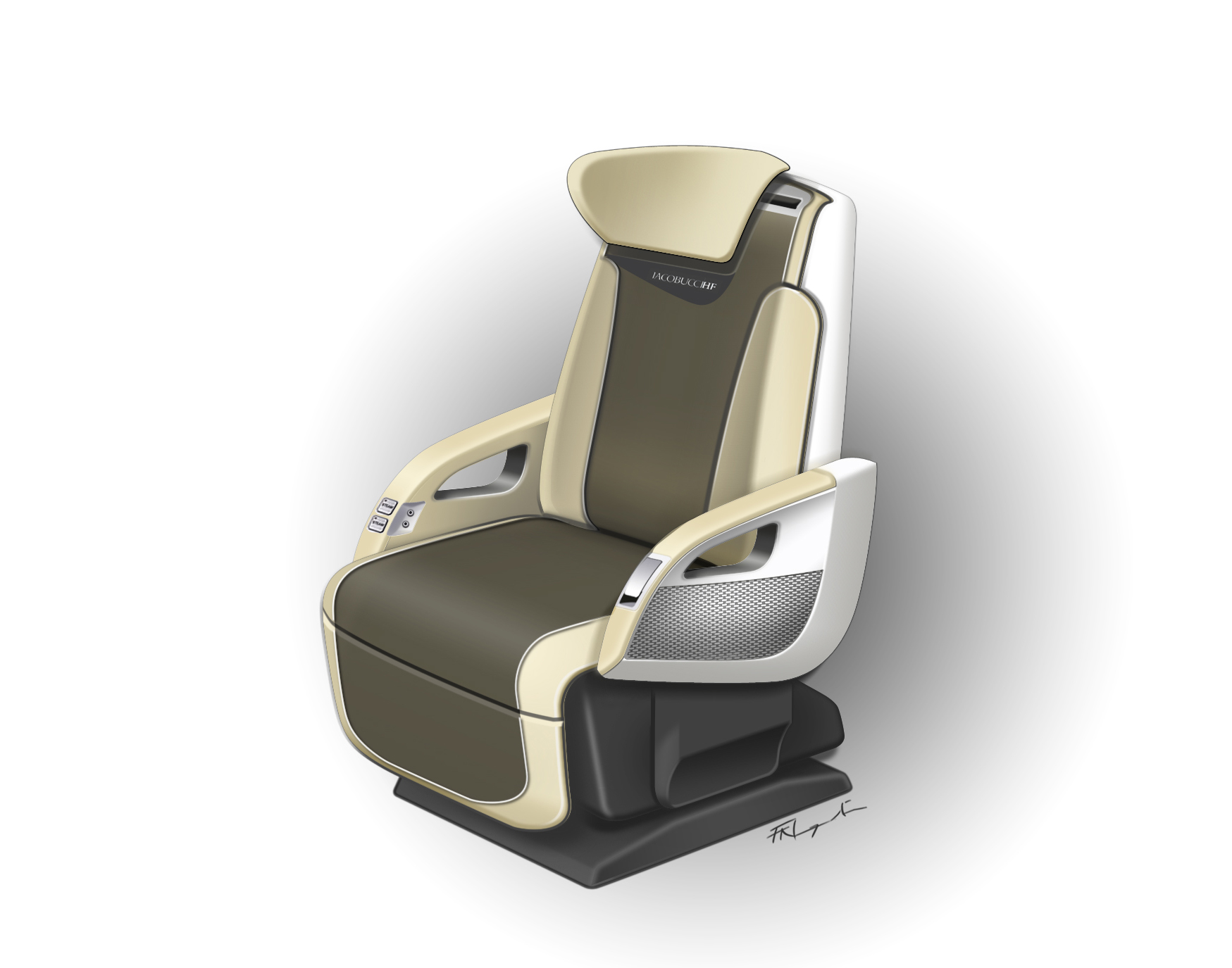 Designworksusa Designs Business Jet Seats For Premium