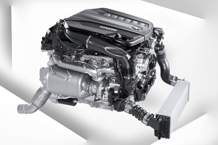 Editorial: BMW's New Six Cylinder Diesel - The N57D30OL