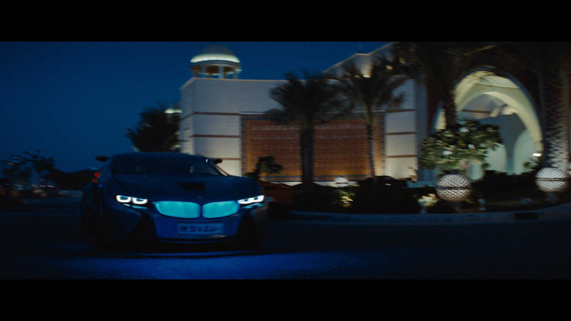 Bmw Is Back In Hollywood With Mission Impossible Ghost Protocol