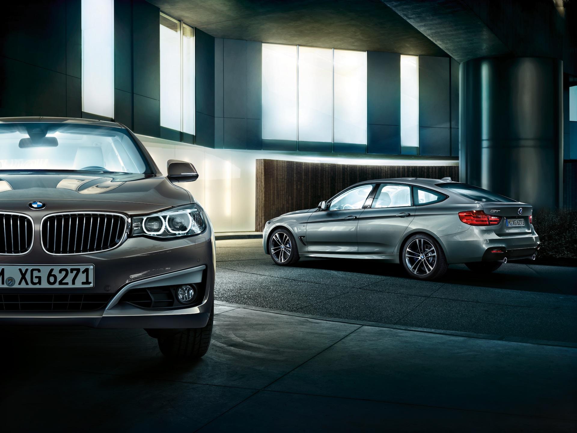 BMW 3 Series Gran Turismo Video