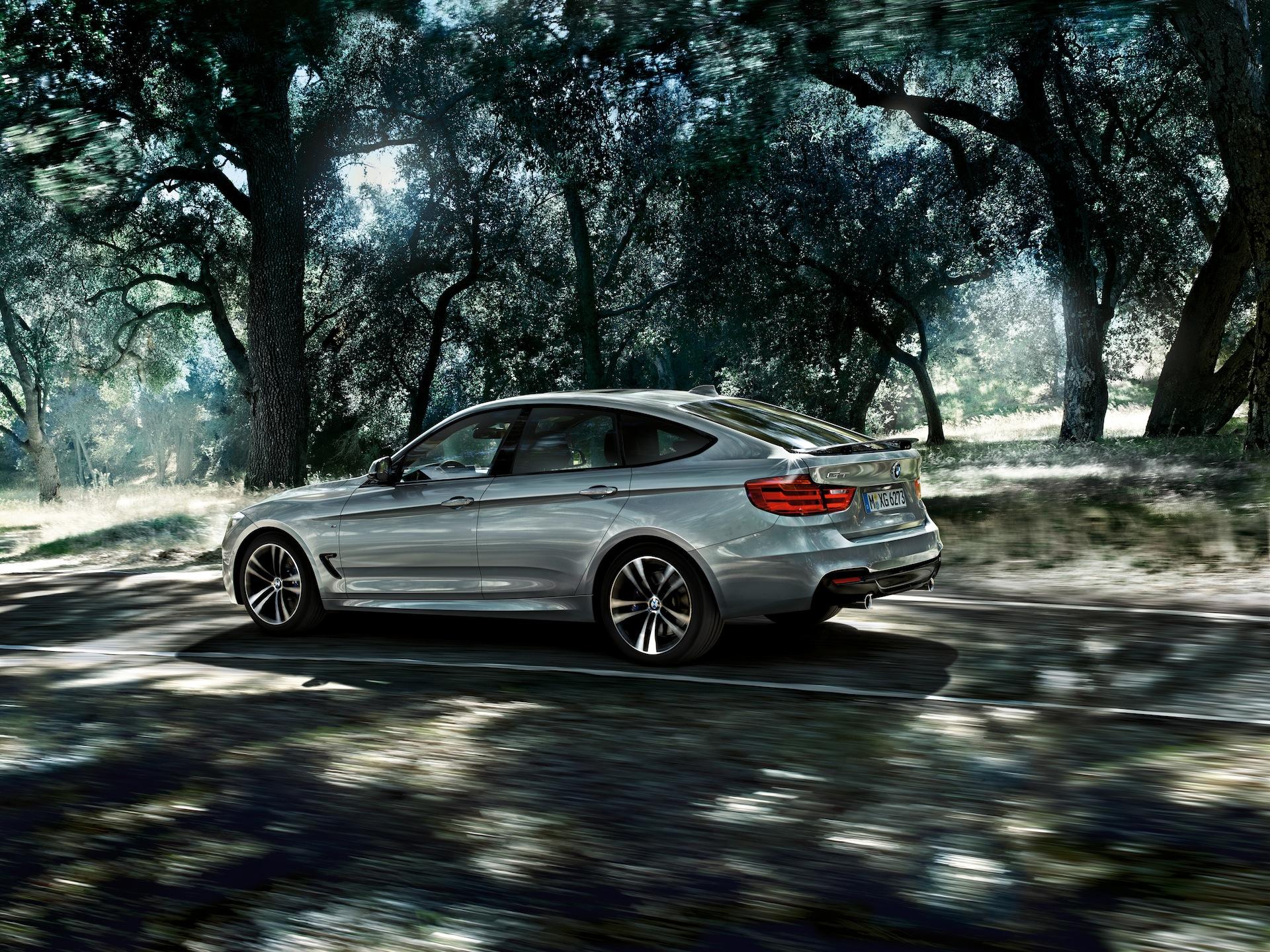 Wallpapers: BMW 3 Series Gran Turismo