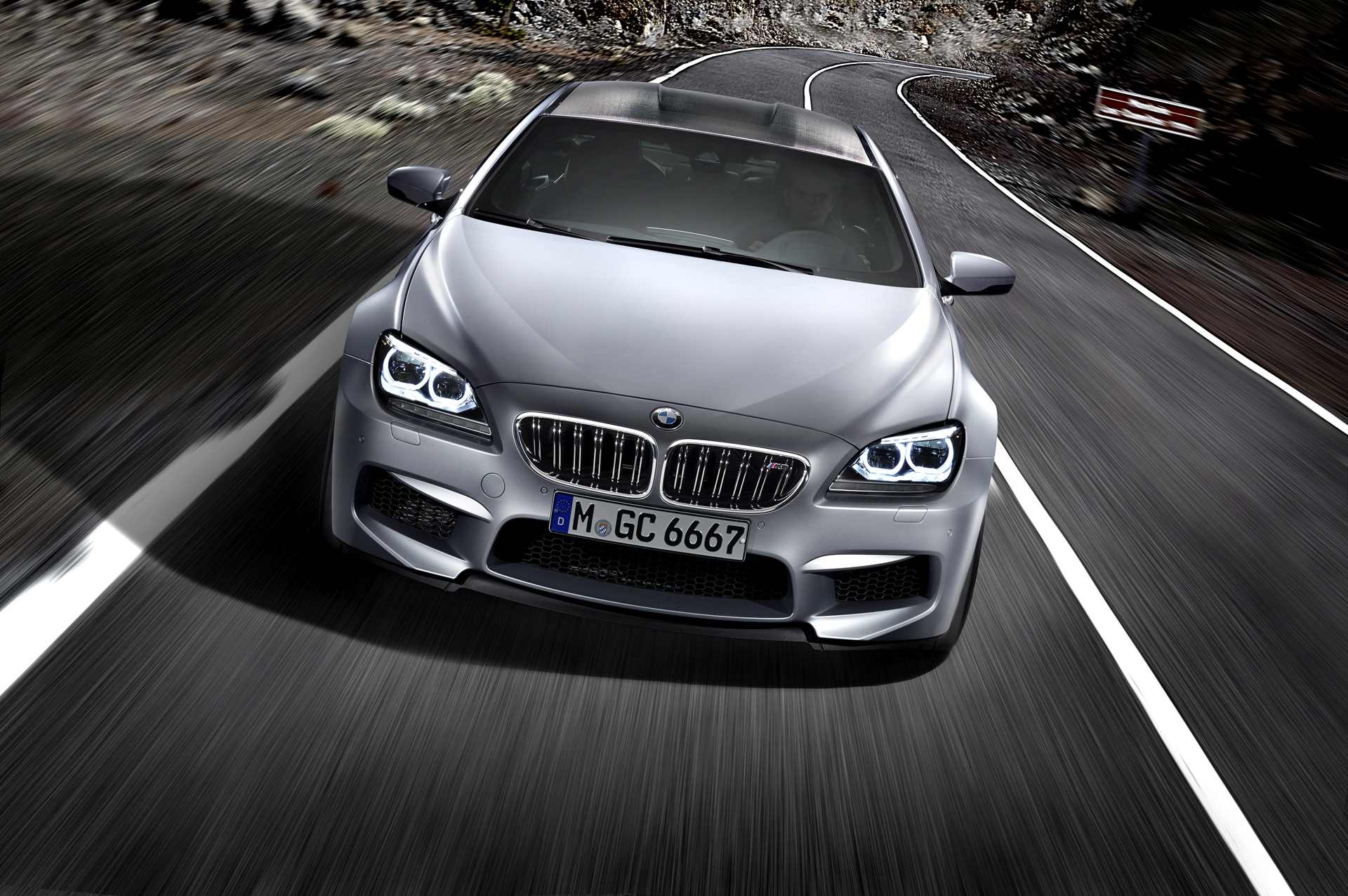 New Wallpapers Bmw M6 Gran Coupe