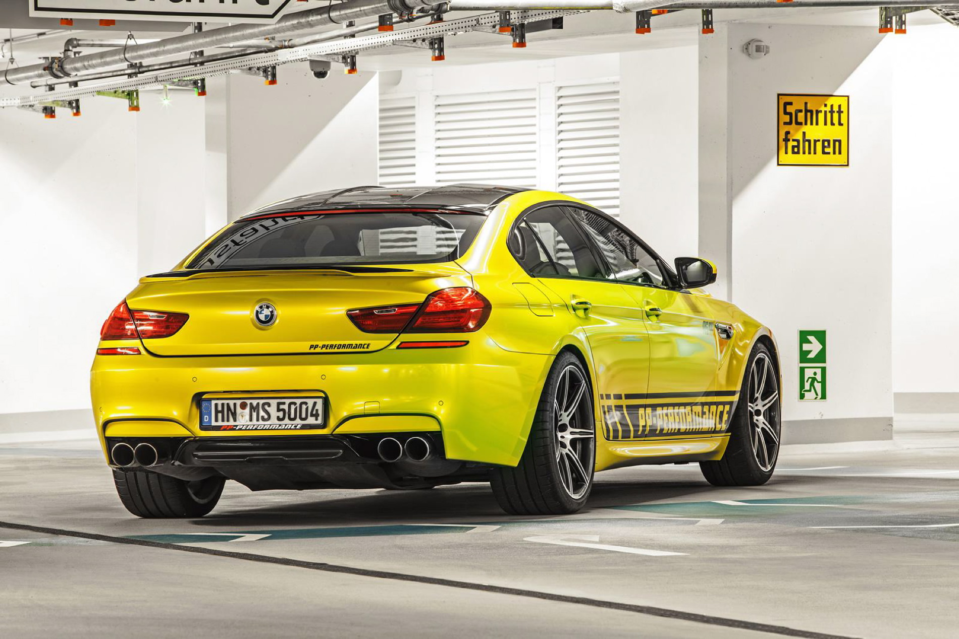 ppperformance bmw m6 gran coupe 800 hp