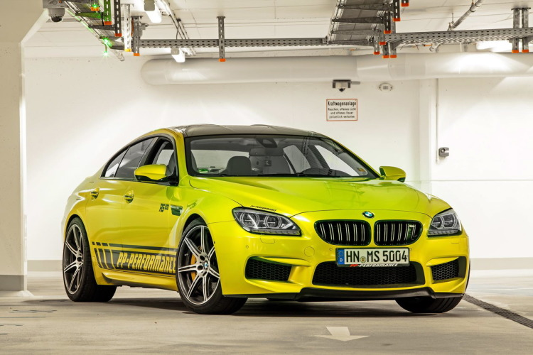 PP Performance BMW M6 Gran Coupe 02 750x500