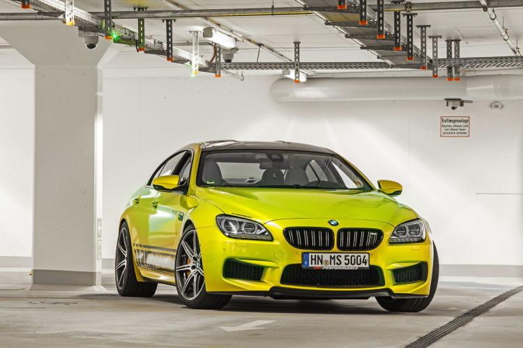 PP Performance BMW M6 Gran Coupe 12 750x500