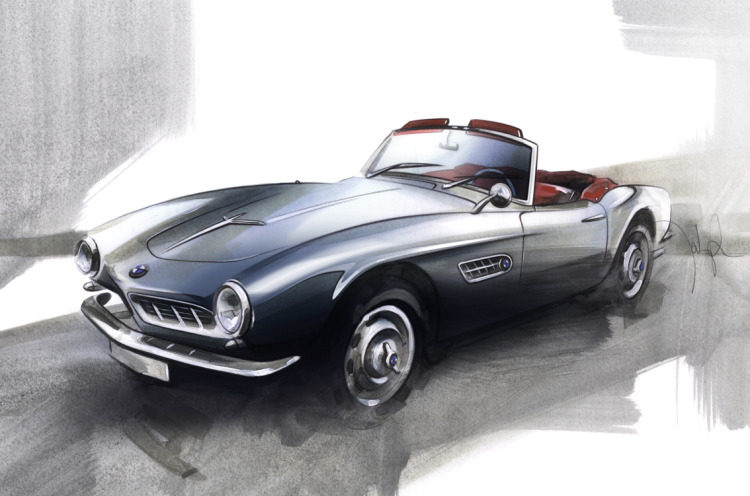 Paesen_BMW 507