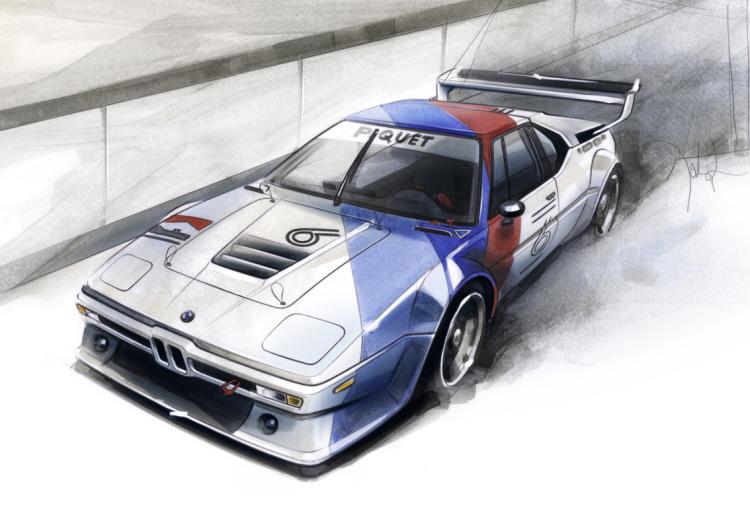 Paesen Piquet M1 Procar 750x509