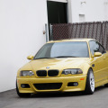 Phoenix Yellow BMW E46 M3 By EAS 01 120x120