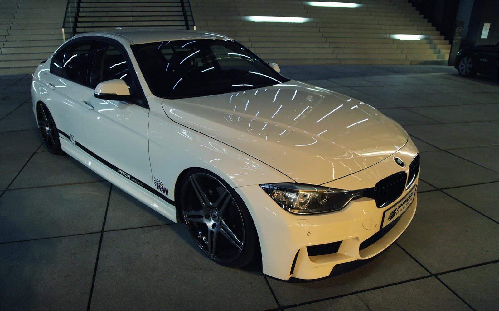 Prior Design BMW F30 12