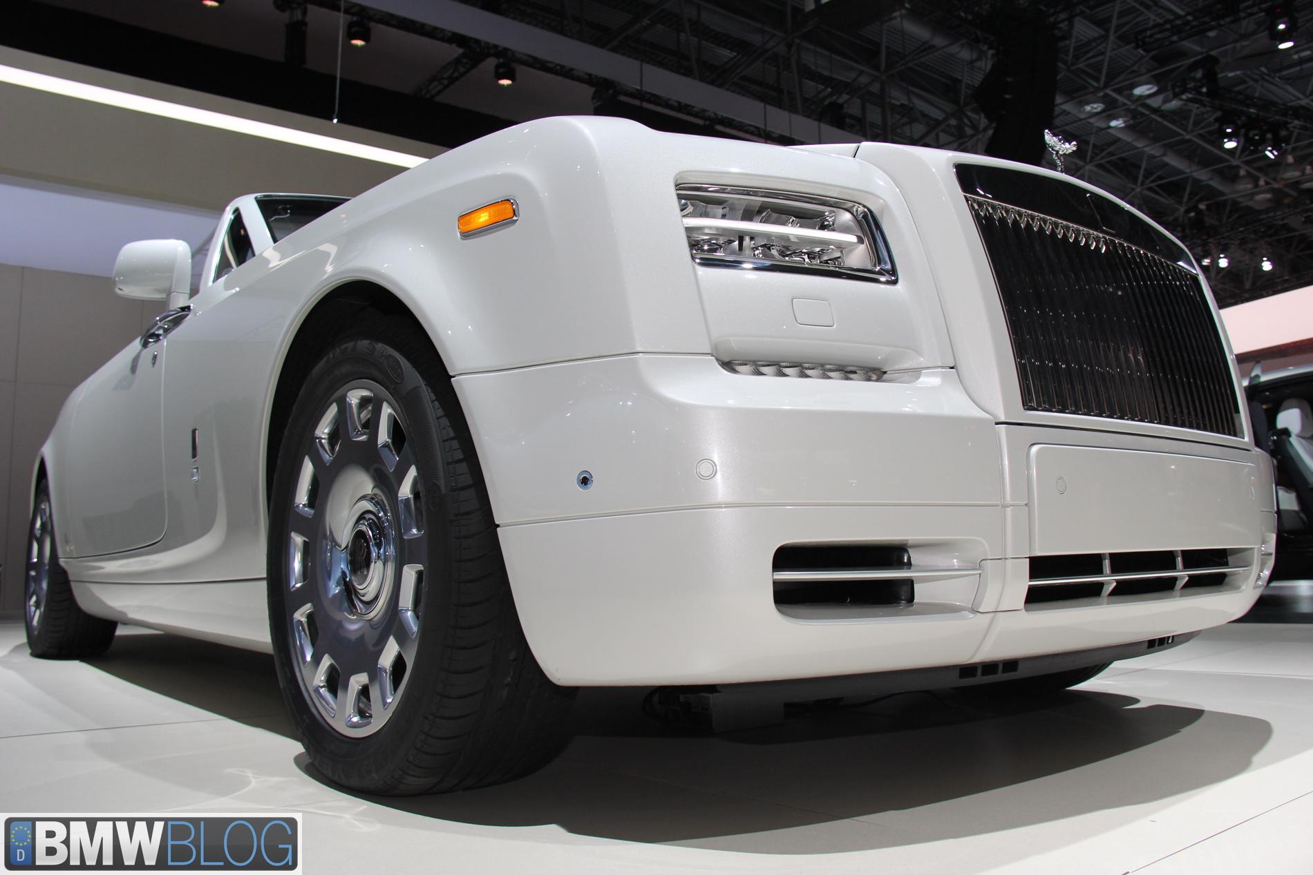2013 Nyias Rolls Royce Wraith Phantom And Drophead