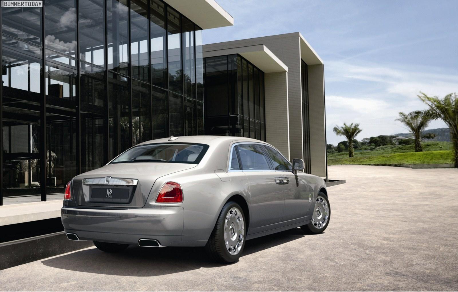 Rolls Royce Ghost Langversion Extended Wheelbase 02