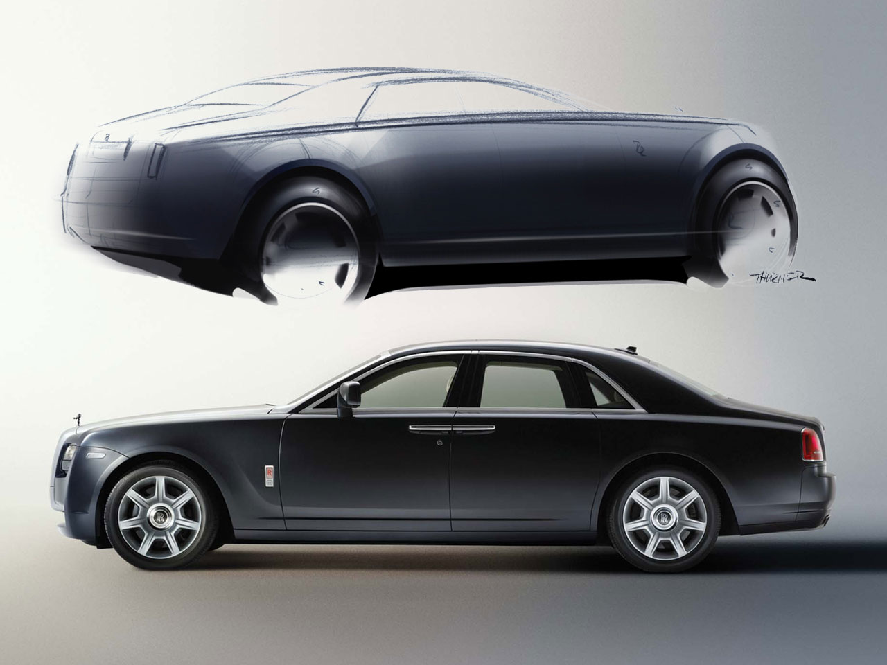 Rolls Royce Ghost Preview lg