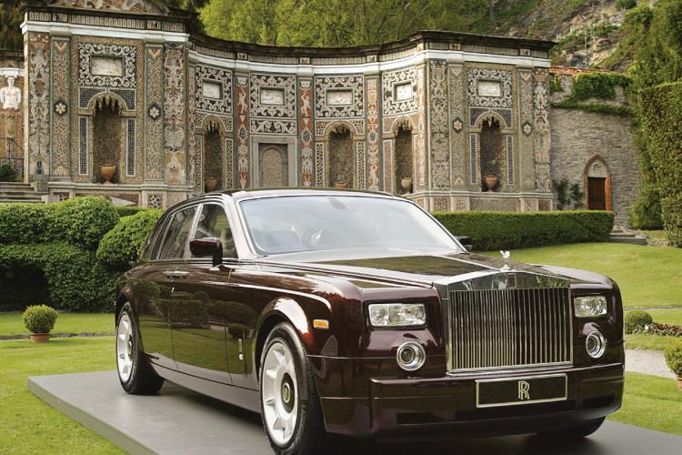 Rolls Royce Phantom Concours Italy 1280x960 750x500