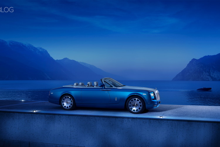 Rolls Royce Phantom Drophead Coupé Waterspeed Collection 2014 03 750x500