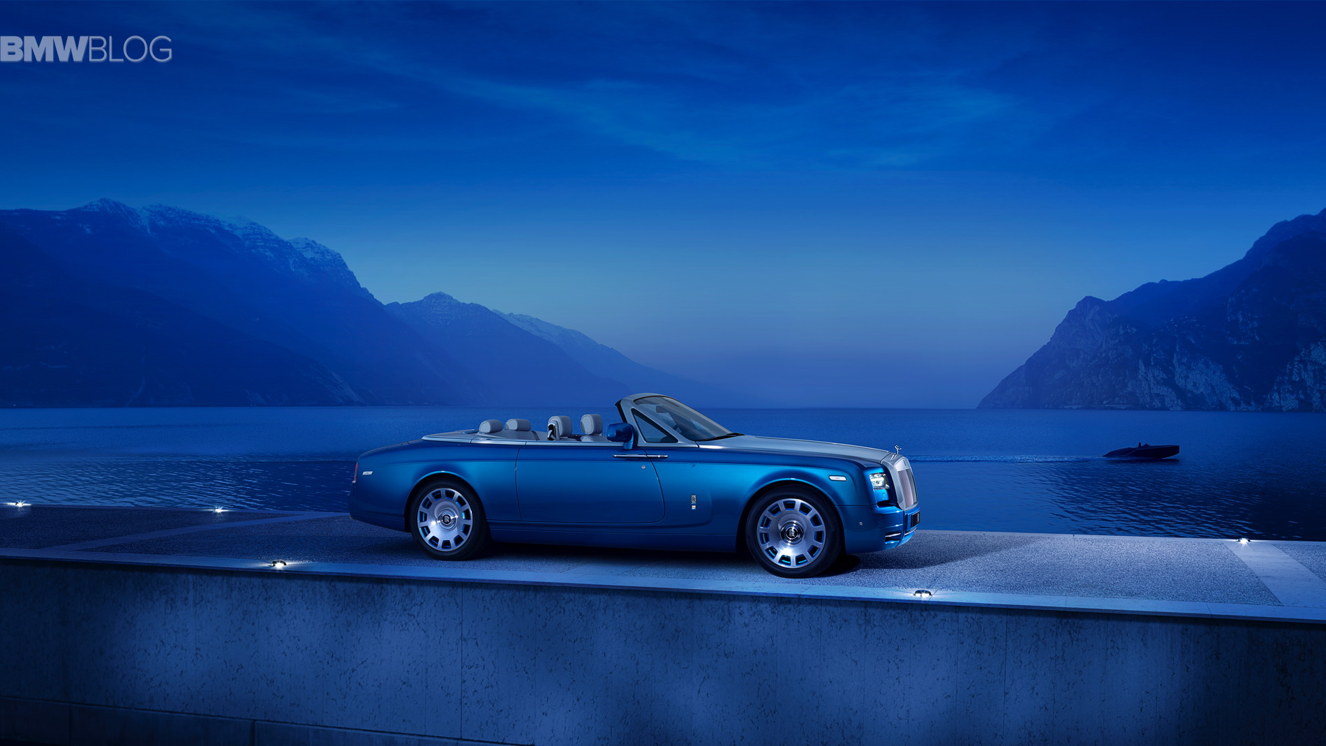 Rolls Royce Phantom Drophead Coupé Waterspeed Collection 2014 03