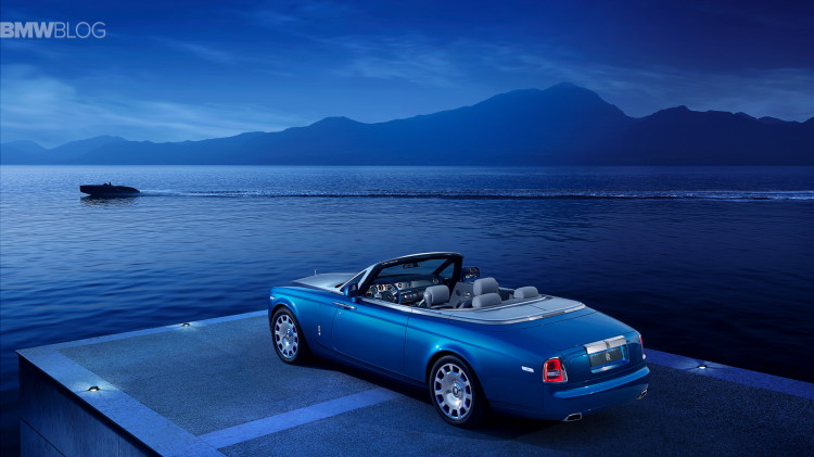 Rolls-Royce Phantom Drophead Coupé Waterspeed Collection 2014-04