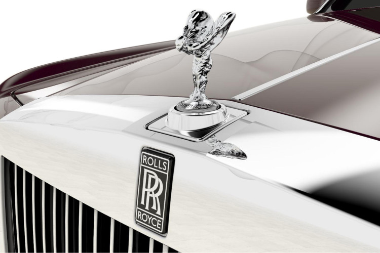 Rolls Royce Spirit of Ecstasy Centenary Collection2 750x500