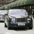 Rolls Royce Spirit of Ecstasy Centenary Drive London 2011 10 1 120x120