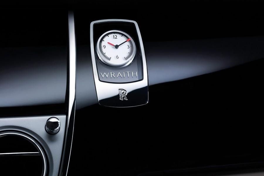 Rolls Royce Wraith 43