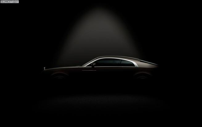 Rolls Royce Wraith 655x412