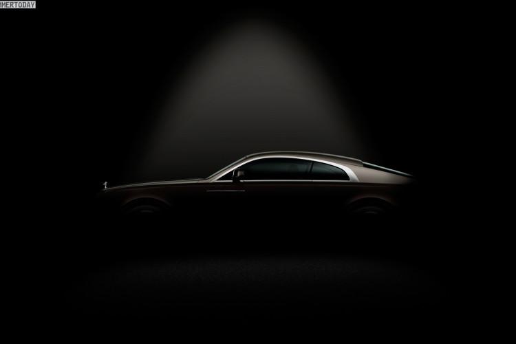 Rolls Royce Wraith 750x500