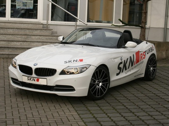SKN BMW Z4 RS 1