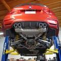 Sakhir Orange BMW F82 M4