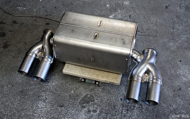 Silverstone Metallic BMW F80 M3 Gets M Performance Parts At EAS 1 750x469