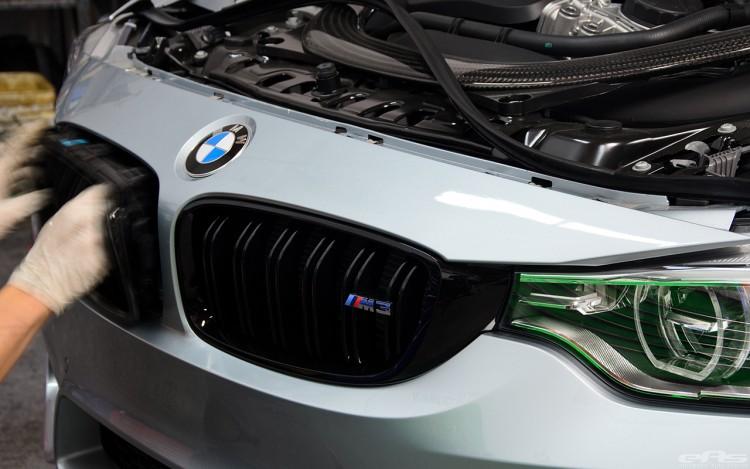 Silverstone Metallic BMW F80 M3