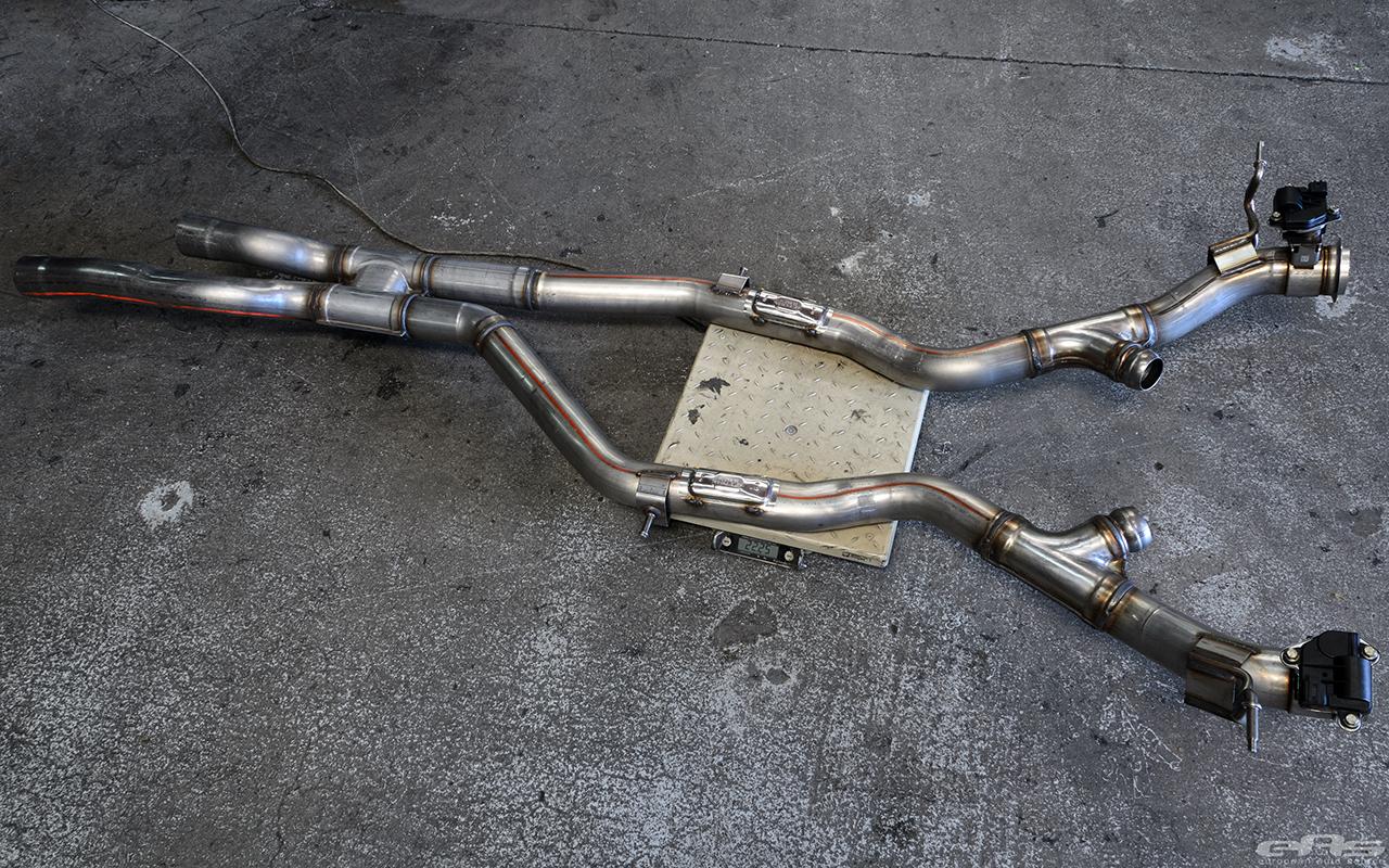 Silverstone Metallic BMW F80 M3 Gets M Performance Parts ...