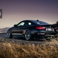 Sinister BMW M4 with HRE RS103 Wheels by TAG Motorsports