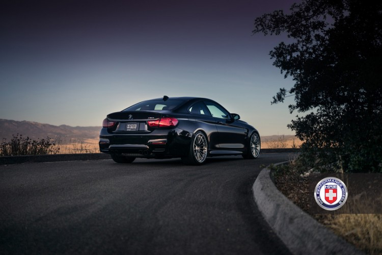 Sinister BMW M4 with HRE RS103 Wheels by TAG Motorsports 6 750x500
