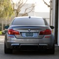 Space Gray BMW F10 M5