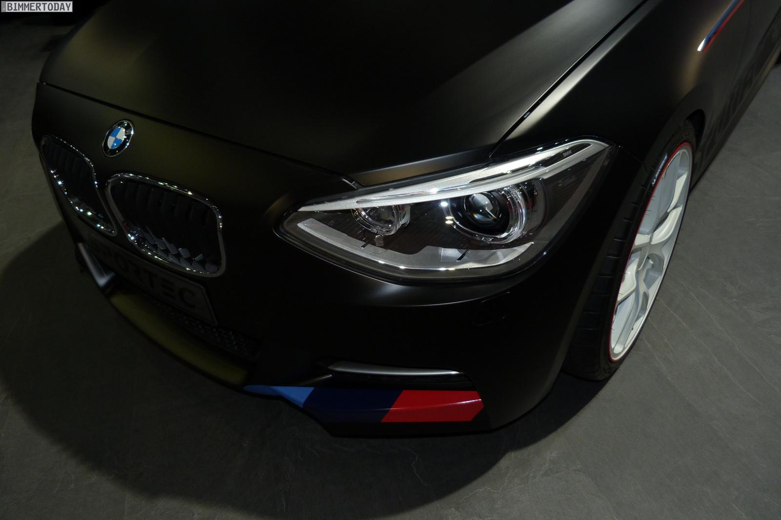 Sportec BMW M135i Tuning 370PS Autosalon Genf 2013 LIVE 12
