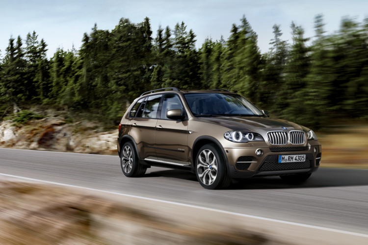 The new BMW X5 4 750x500