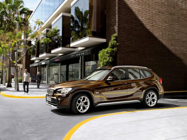 The new BMW X1 intheCity 655x491