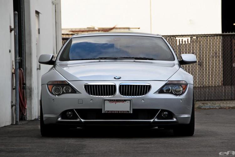 Titanium Silver BMW 645Ci Image 5 750x500
