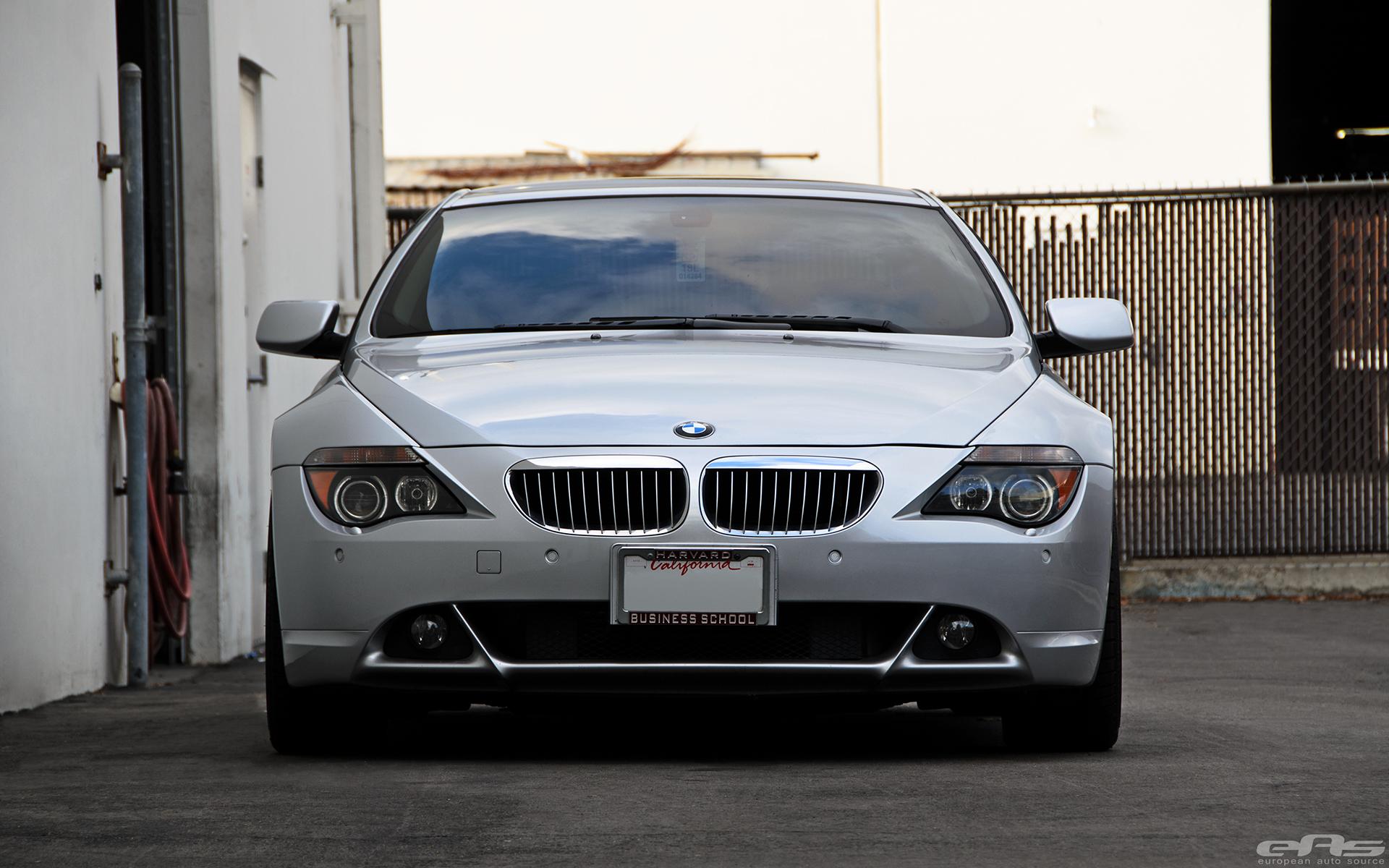 Titanium Silver BMW 645Ci Image 5