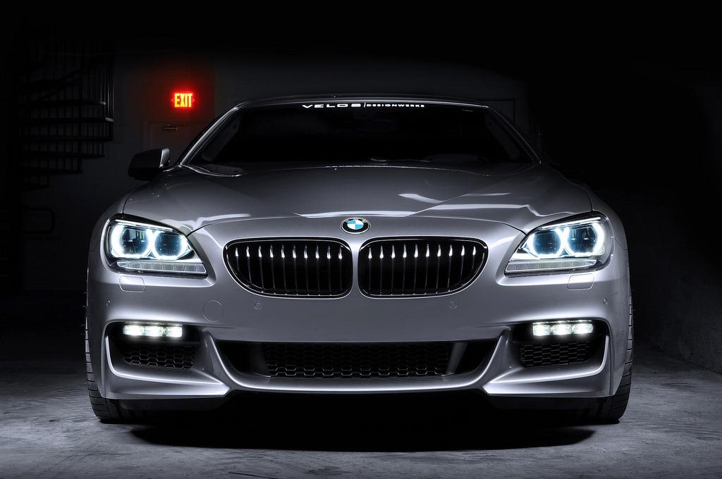 Velos BMW 6er Gran Coupe Tuning Designwerks 01
