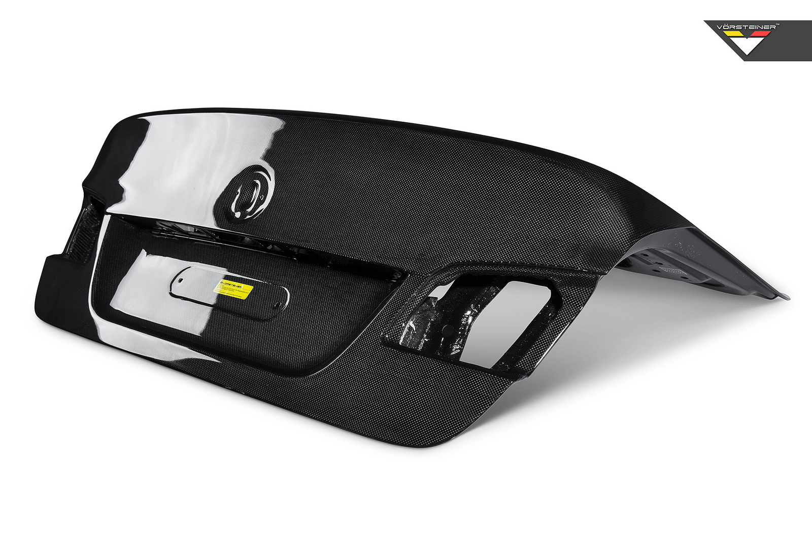 Vorsteiner BMW F10 5 series Boot Lid 2