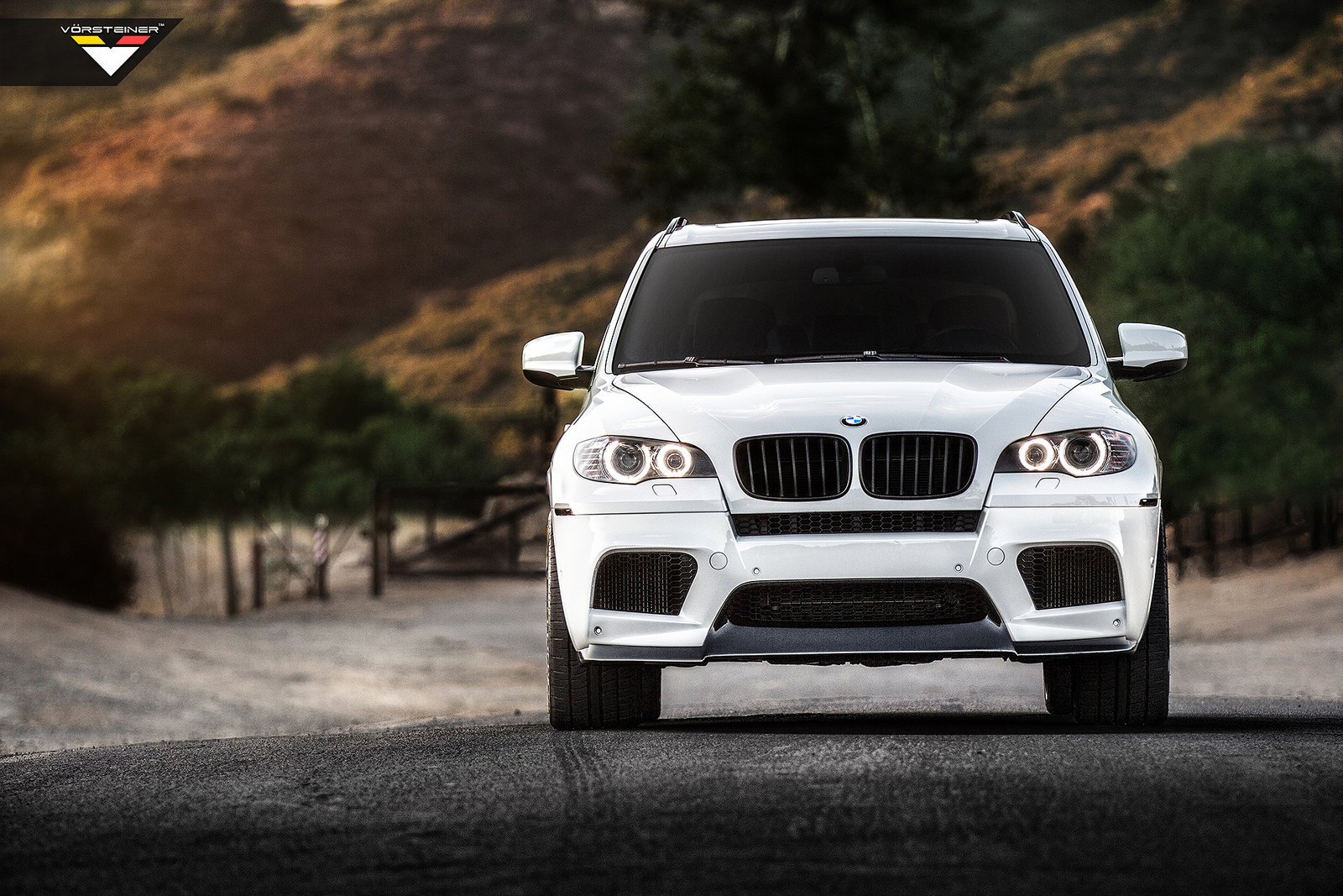 Vorsteiner BMW X5M Photoshoot 4