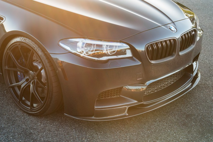 Vorsteiner Front Lip Spoiler For The BMW F10 M5 Image 2 750x500