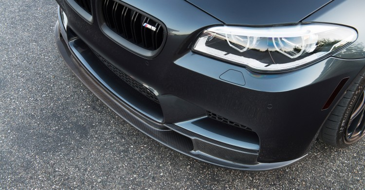 Vorsteiner Front Lip Spoiler For The BMW F10 M5 Image 3 750x391