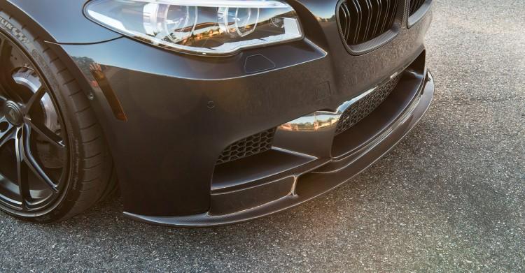 Vorsteiner Front Lip Spoiler For The BMW F10 M5 Image 4 750x391