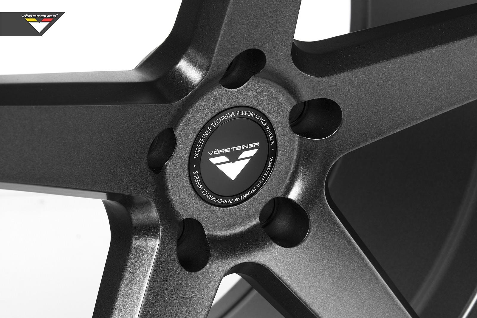 Vorsteiner V FF 104 Flow Forged Monoblock Wheel 3