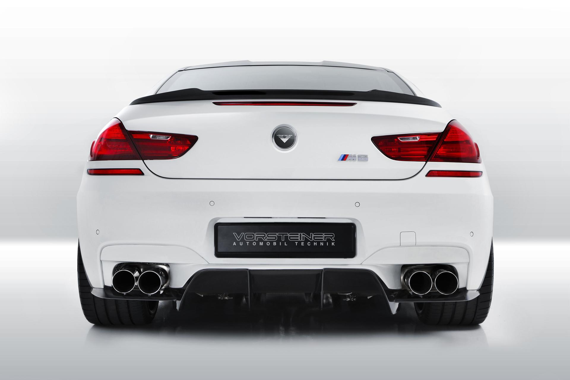 Vorsteiner Tunning Program For Bmw M6 And M6 Gran Coupe