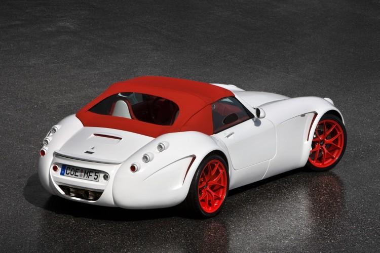 Wiesmann Roadster MF5 03 750x500