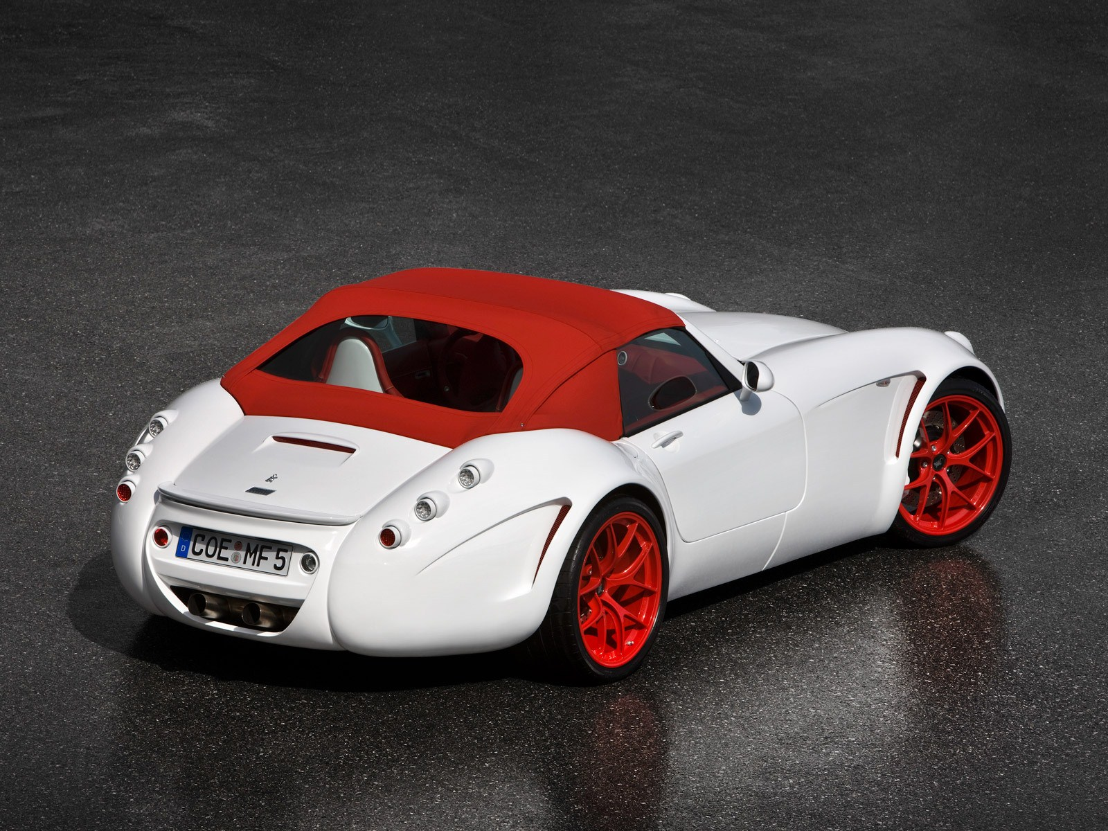 Official: New V8 engines from BMW for Wiesmann MF4 and MF5